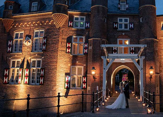 Unieke Feestlocatie Voor Een Gala Of Bruiloft Huren