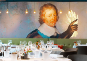 Aspergerestaurant van 2019