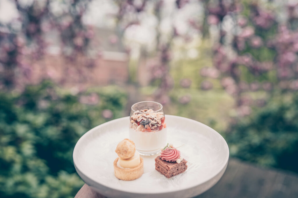 Terras Top 100 Kasteel Maurick high tea-min