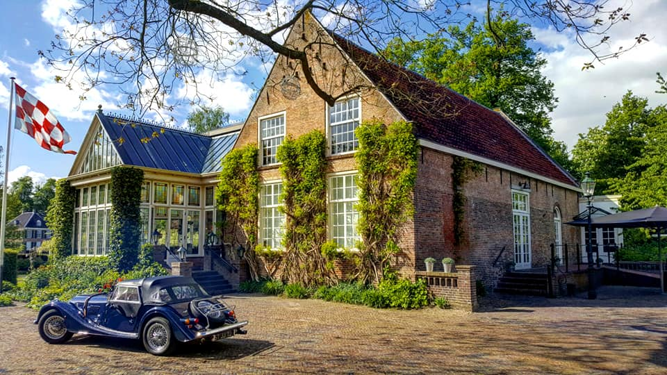 Haka teambuilding in kasteel Maurick te Vught (Den Bosch)