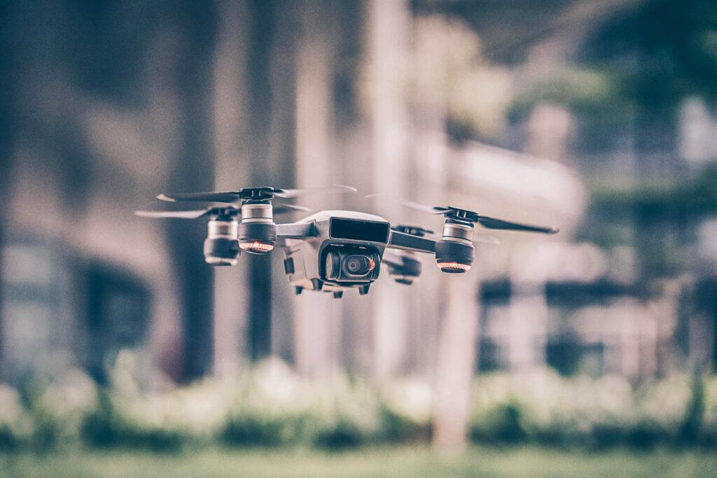 Workshop drone vliegen bij kasteel Maurick